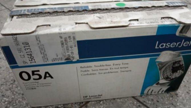 Foto - 02 Toners HP Laserjet 05 A - [1]
