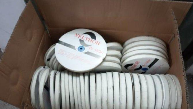 Foto - Caixa Contendo 40 Rolos de Velcro Velthor By Paiho - [1]