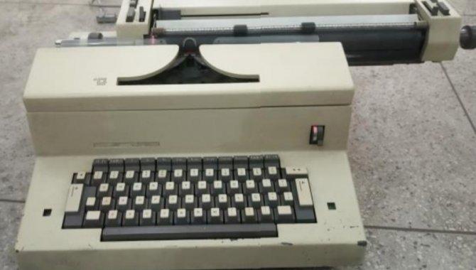 Foto - Máquina de Escrever Olivetti Tekne 3 - [1]
