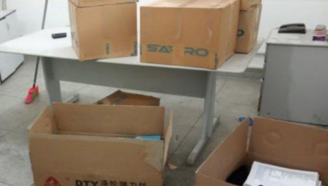 Foto - 36 Caixas com Papel para Reciclagem - [1]