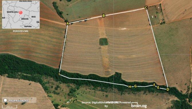 Foto - Área de Terras 47 ha - Fazenda Ponte Queimada - Perdizes - MG - [1]