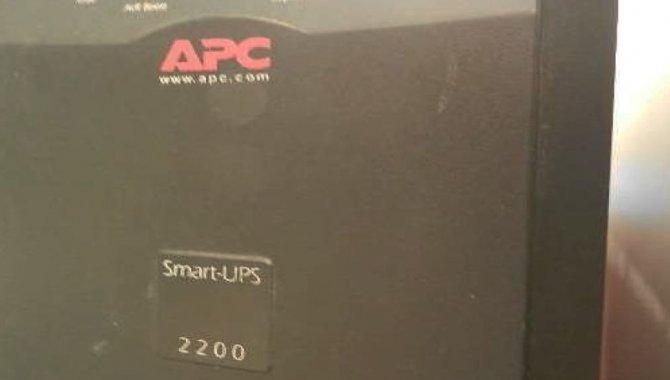 Foto - 01 No Break APC/ Mod. Smart UPS 2200 - [2]