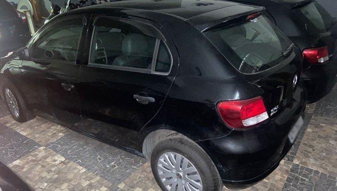 Foto - Carro Volkswagen/ Gol 1.6, Preto, 2010 - [2]