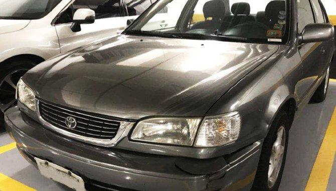 Foto - Carro Toyota Corolla - 2002 - [1]