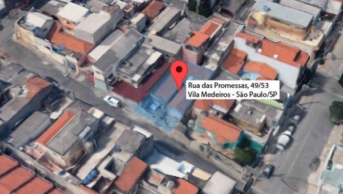 Foto - Casas e Terrenos - Vila Medeiros - São Paulo - SP - [1]