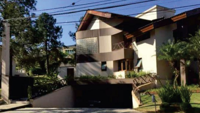 Foto - Casa 738 m² - Alphaville - Santana de Parnaíba - SP - [1]