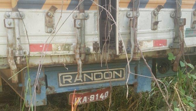 Foto - Semi Reboque Randon/ comprimento 14 MT, 1997 (Lote 152) - [1]