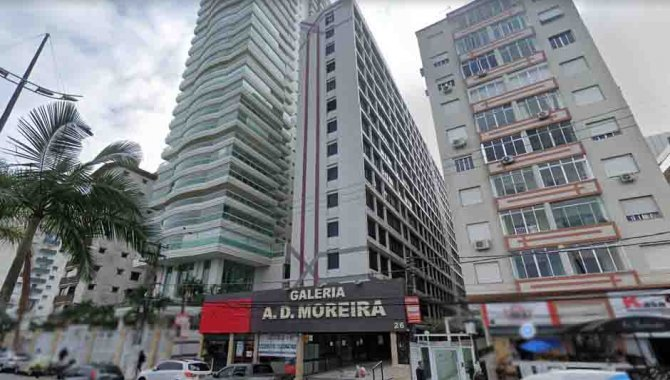Foto - Apartamento 87 m² - José Menino - Santos - SP - [1]