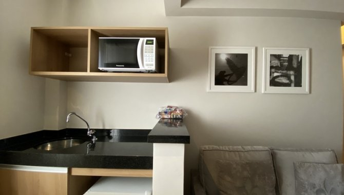 Foto - Apartamento 29 m² (Unid. 201) - Residencial Flórida - Ribeirão Preto - SP - [4]