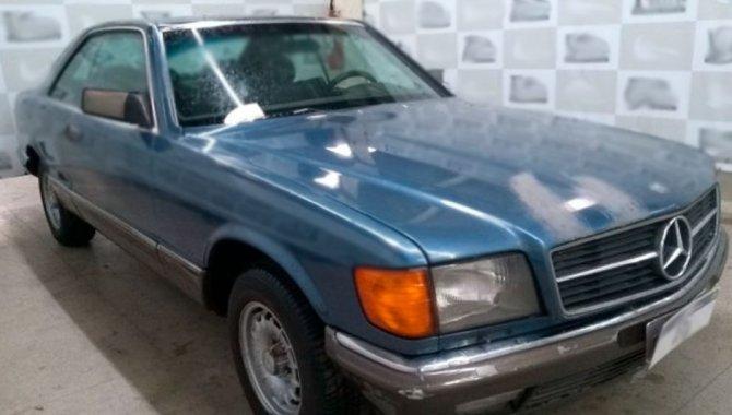 Foto - Carro Mercedes Benz - 1983 - [1]
