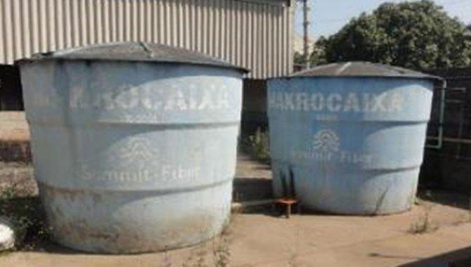 Foto - 03 Caixas D' Água de Fibra com capacidade de 15 m³ cada - [1]