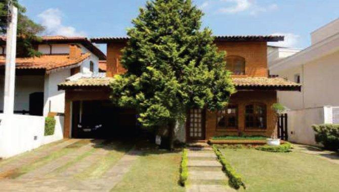 Foto - Casa 293 m² - Alphaville Residencial 6 - Santana de Parnaíba - SP - [1]
