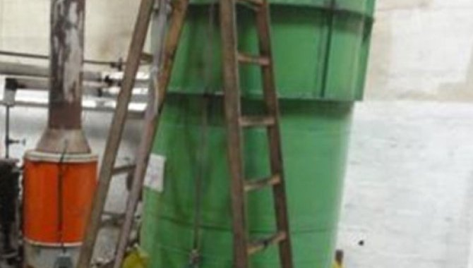 Foto - 01 Tanque Aço Inox para Água - [1]