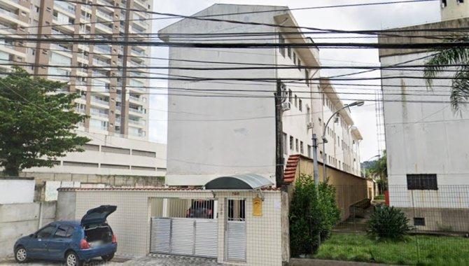 Foto - Fração Ideal sobre Apartamento 29 m² (Un. 13) - Encruzilhada - Santos - SP - [1]